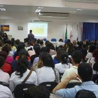 Photo taken at FAMAZ - Auditório by Vitor H. on 9/3/2015