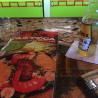 Photo taken at El Azteca by Eric B. on 6/25/2016