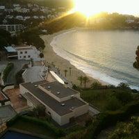 Photo taken at Hotel Almadraba Park by VinsAndRoses on 12/14/2012