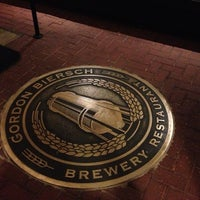 Photo taken at Gordon Biersch Brewery Restaurant by Rachel W. on 3/26/2013