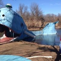 1/18/2014 tarihinde Mike H.ziyaretçi tarafından Blue Whale'de çekilen fotoğraf