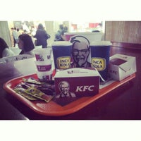 Photo taken at KFC by Briam E. on 5/1/2014