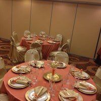 Photo taken at DoubleTree by Hilton Hotel Livermore by Annette W. on 1/24/2014