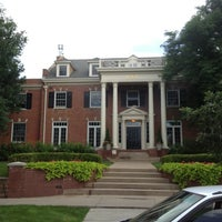 Photo taken at Kappa Kappa Gamma by Blaire B. on 7/30/2013