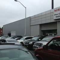 ... Photo Taken At Bay Ridge Nissan By Arturo M. On 7/25/2013 ...