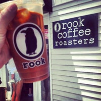 Photo taken at Rook Coffee by Brittany B. on 7/26/2013