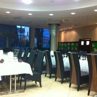 Photo taken at Best Western Hotel Ginkgo Sas by Attila B. on 10/5/2012