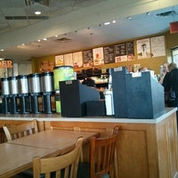 Photo taken at Bruegger's Bagels by Chinelo N. on 12/18/2013