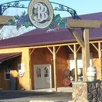 Photo taken at 3 Brothers Winery by Donna S. on 3/26/2013