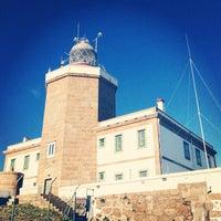 Photo taken at Faro de Fisterra by Christian B. on 12/8/2012