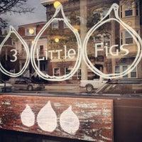 Photo taken at 3 Little Figs by Roseann W. on 10/7/2012