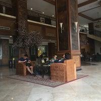 Photo taken at Hotel Pangeran by Dian P. on 4/9/2017