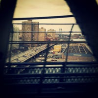 Photo taken at MTA Subway - Manhattan Bridge (B/D/N/Q) by Darius A. on 3/22/2013