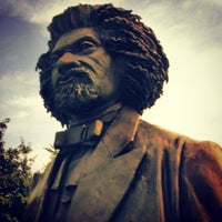 Photo taken at Frederick Douglass Circle by Darius A. on 7/29/2013