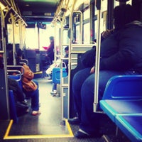 Photo taken at MTA Bus - B62 by Darius A. on 3/29/2013