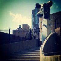 Photo taken at Borough of Manhattan Community College (BMCC) by Darius A. on 3/21/2013