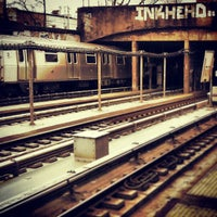 Photo taken at MTA Subway - 4th Ave/9th St (F/G/R) by Darius A. on 3/1/2013