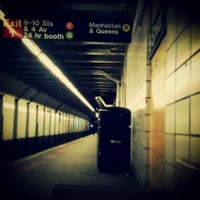Photo taken at MTA Subway - 4th Ave/9th St (F/G/R) by Darius A. on 2/23/2013