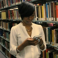 Photo taken at Lloyd Sealy Library, John Jay College of Criminal Justice by Darius A. on 4/15/2015