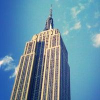 6/12/2013에 Darius A.님이 엠파이어 스테이트 빌딩에서 찍은 사진