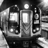 Photo taken at MTA Subway - Canarsie/Rockaway Pkwy (L) by Darius A. on 2/10/2013