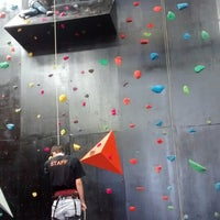 Photo taken at Climb Fit by lya S. on 10/4/2014