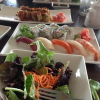 Photo taken at Wakame Sushi & Asian Bistro by 🇷🇺K on 5/13/2013