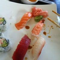 Photo taken at Wakame Sushi & Asian Bistro by 🇷🇺K on 2/25/2013