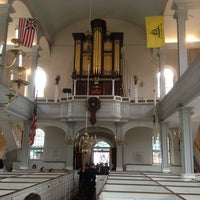 Foto scattata a The Old North Church da John D. il 5/25/2013