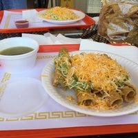 Снимок сделан в Cotija's Mexican Food пользователем Daniel E. 4/11/2015