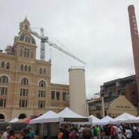 Photo taken at Pearl Farmers Market by Chris R. on 3/30/2013