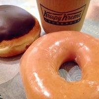 Photo taken at Krispy Kreme Doughnuts by Joe I. on 3/4/2013