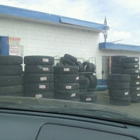 Photo taken at Alfredo's Auto Repair by Kimberly t. on 4/5/2013