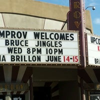 Photo taken at Ontario Improv Comedy Club by Kimberly t. on 6/13/2013