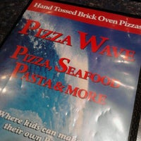 Photo taken at Pizza Wave by Patsy M. on 3/24/2013