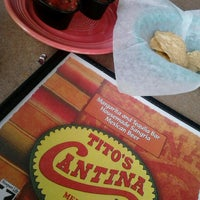 Photo taken at Tito's Cantina Mexican Grill by Patsy M. on 8/13/2013