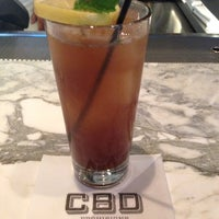 Photo taken at CBD Provisions by Victor C. on 10/1/2013