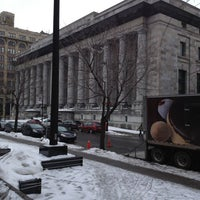Photo taken at Palais de justice de Montréal by Johnson Kenneth K. on 2/25/2013