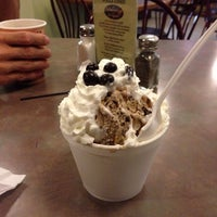 Photo taken at Old World Cafe & Ice Cream by Peter M. on 10/11/2013