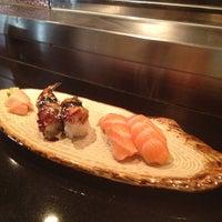 Photo taken at Sushi Tango by Maria H. on 7/10/2013