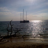 Photo taken at Lime Cay by steglobal on 12/2/2012