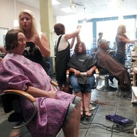 Photo taken at Split Endz Hair and Nails by Eric W. on 6/27/2013