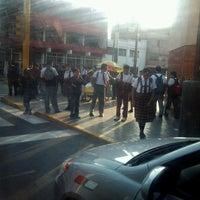 Photo taken at Colegio Ingenieria Chorrillos by Anthony E. on 4/25/2013