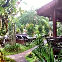 Photo taken at Baan Habeebee Resort by Maria T. on 1/15/2013