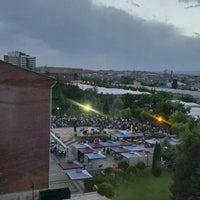 Photo taken at İİBF Kantin by Mithat A. on 5/29/2013
