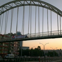 Photo taken at yeni ust geçit by Mithat A. on 7/19/2014