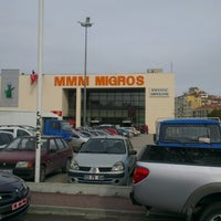 Photo taken at Migros by Mithat A. on 10/29/2012