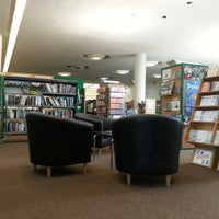 Photo taken at Milton Keynes Central Library by Budi S. on 7/13/2013