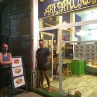 Photo taken at Arepamundi by Claudio H. on 8/14/2014