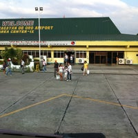 Photo taken at Lumbia Airport (CGY) by JUDE JOHN A. on 4/30/2013